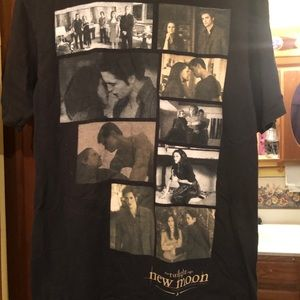 Twilight New Moon T Shirt Edward Bella Cullen Vamp